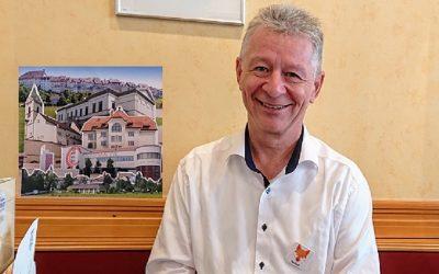 Interview mit Hans Mäder auf wil24.ch
