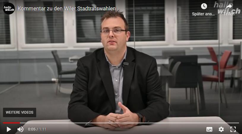 Kommentar von Simon Dudle auf hallowil.ch